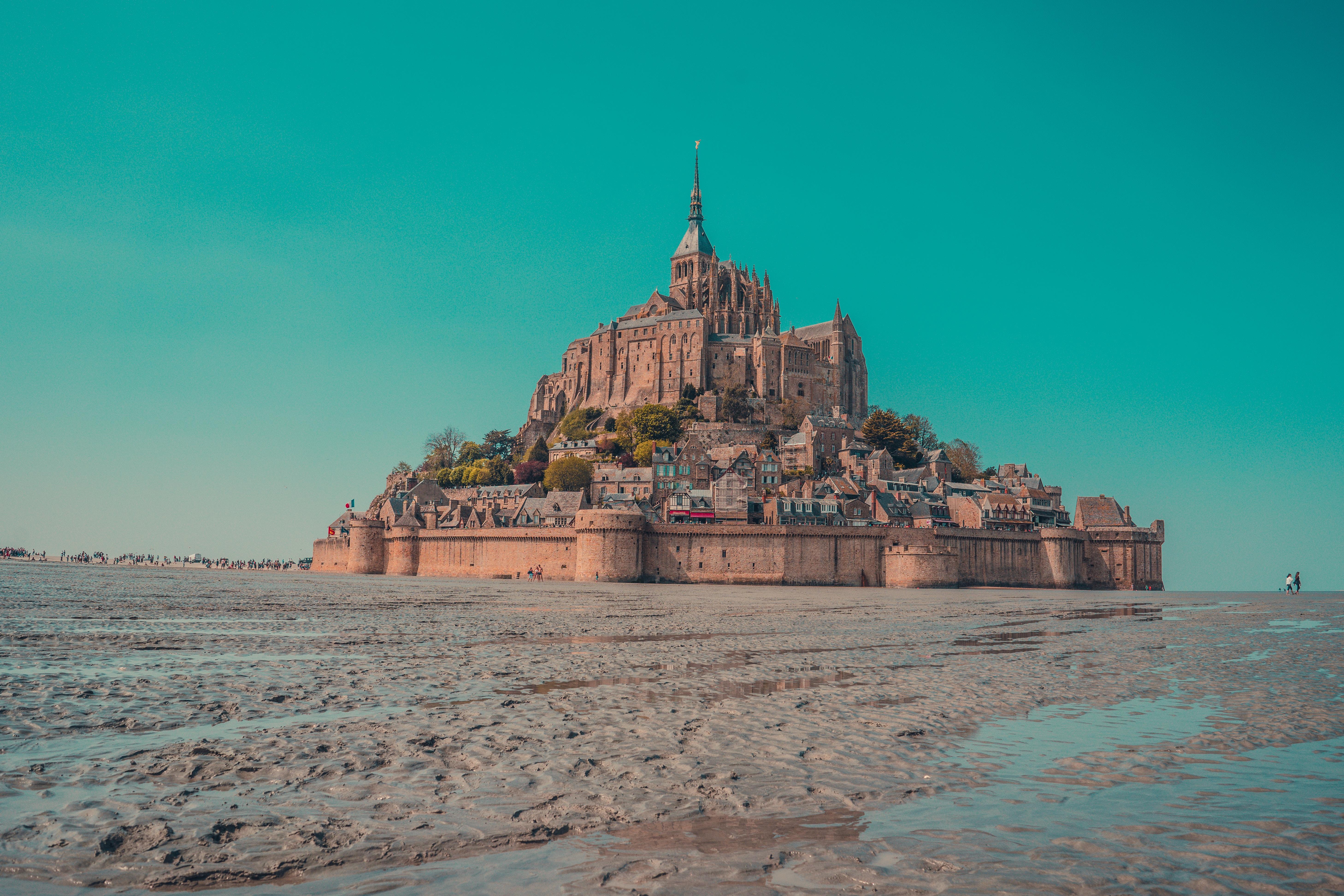Mont-Saint-Michel(2)