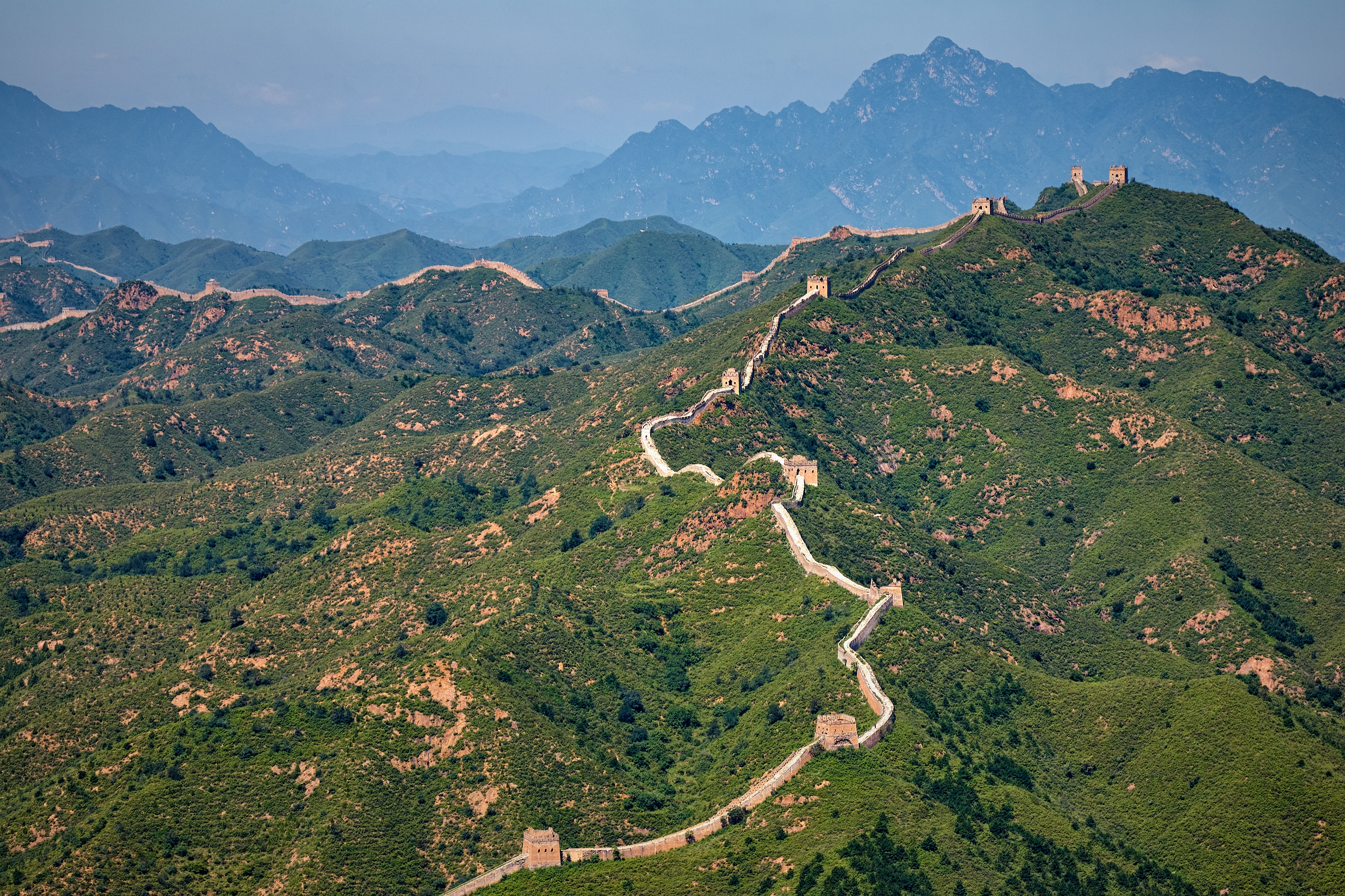 The Great Wall of China